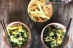 کافه آندورا - سبزیجات بروکلی - کجا بریم