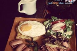 کافه آندورا - صبحانه مودیلیانی - کجا بریم